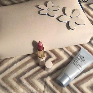 Estée Lauder NWT makeup /cleanser/lipstick